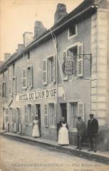 Saint Gengoux Le National Hotel Du Lion D'Or Saone Et Loire - Saint-Gengoux-le-National
