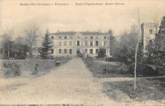 Ondes Fornery Ecole D'Agriculture Ecole D'Hiver - Ondes
