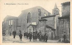 Marcorignan Place De La Mairie - Marcorignan