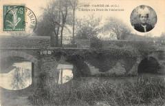 Cande L'Erdre Au Pont De L'Abattoir - Candé