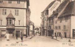Thann La Grand Rue - Thann