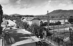 Hendaye Frontiere Les Trois Ponts Internationnaux Pour Irun - Hendaye