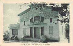 Peyriac Minervois Le Theatre - Peyriac-Minervois