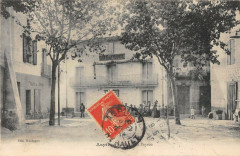 Aspiran Place Du Peyrou (cliché pas courant - Aspiran