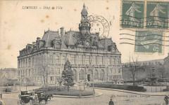 Limoges Hotel De Ville 87 Limoges