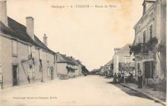 Thenon Route De Brive - Thenon