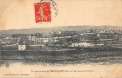 Vue Panoramique De Paulhaguet - Paulhaguet