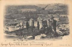 Env.du Puy Vue Generale De Saint Vidal - Saint-Vidal