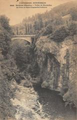 Env.aurillac Vallee De Mandailles Le Pont DeSaint-Cirgues De Jordanne - Aurillac