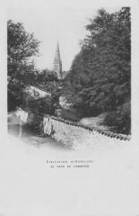 Visitation D'Aurillac Au Fond De L'Ombrage - Aurillac