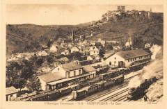 Saint Flour  La Gare (Train - Saint-Flour