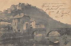 Saint Flour Le Vieux Pont - Saint-Flour