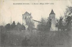 Blasimon Ancienne Abbaye - Blasimon