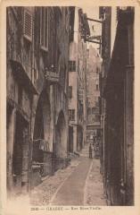 Grasse Rue Reve Vieille - Grasse