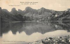 Haute Vallee Du Verdon Lac D'Allos - Allos