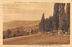 Villars Colmars Vue Prise Du Villaron - Colmars