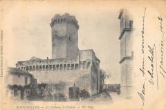 Bourdeilles Le Chateau Les Donjons - Bourdeilles