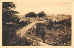 Nontron Viaduc De La Ville - Nontron