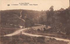 Crozant Pont Charaud Route Eguzon - Crozant