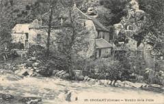 Crozant Moulin De La Folie - Crozant