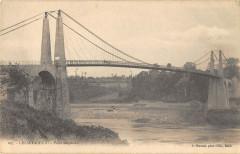 Lezardrieux Pont Suspendu - Lézardrieux