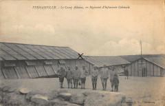 Fermanville Le Camp Allenou 1er Regiment D'Infanterie Coloniale (rare - Fermanville