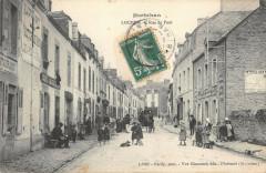 Locmine Rue Du Pont - Locminé