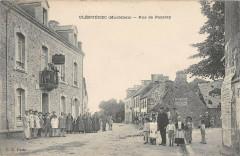 Cleguerec Rue De Pontivy - Cléguérec
