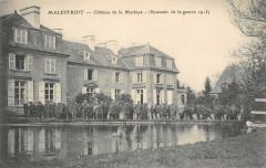 Malestroit Chateau De La Morlaye - Malestroit