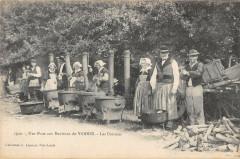 Une Noce  Aux Environs De Vannes Les Cuisines - Vannes