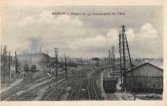 Mohon Depot De La Compagnie De L'Est - Mohon