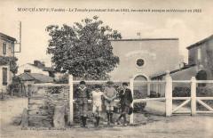 Mouchamps Le Temple Protestant - Mouchamps