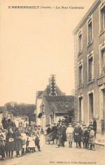 L'Hermenault La Rue Centrale - L'Hermenault