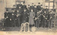 La Roche Sur Yon Musique 93e Regiment D'Infanterie - La Roche-sur-Yon