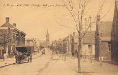 Caudry Boulevard Jean Jaures - Caudry