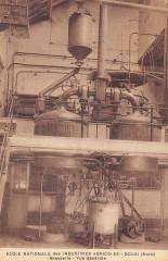 Douai Ecole Des Industries Agricoles Brasserie Vue Generale - Douai