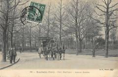 Roubaix Parc Barbieux Avenue Jussieu - Roubaix