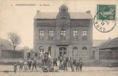 Auberchicourt La Mairie - Auberchicourt