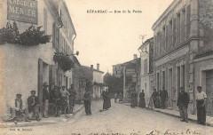 Reparsac Rue De La Poste - Réparsac