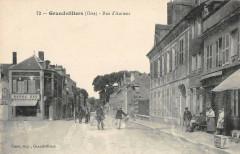 Grandvilliers Rue D'Amiens - Grandvilliers