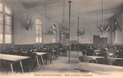 Ecole Superieure D'Albert Salle De Dessin Industriel (cliché rare - Albert