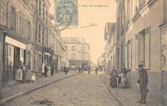Ermont Rue De La Station - Ermont