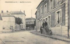 Frouville Quartier Du Centre - Frouville
