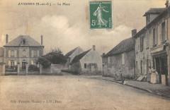 Avernes La Place - Avernes