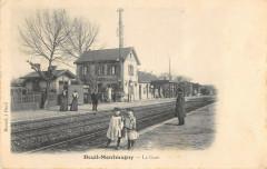 Deuil Montmagny La Gare - Montmagny
