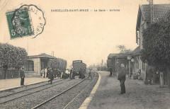 Sarcelles Saint Brice La Gare Arrivee (Train - Sarcelles