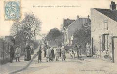Rosny Sous Bois Rue Villebois Mareuil 93 Rosny-sous-Bois