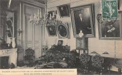 Maison D'Education Legion D'Honneur DeSaint-Denis Salon Grands Chanceliers - Saint-Denis