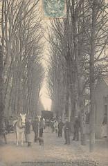 Gournay Sur Marne Avenue Rabuteau - Gournay-sur-Marne
