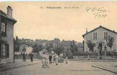 Villemomble Rue Du Bel Air - Villemomble
